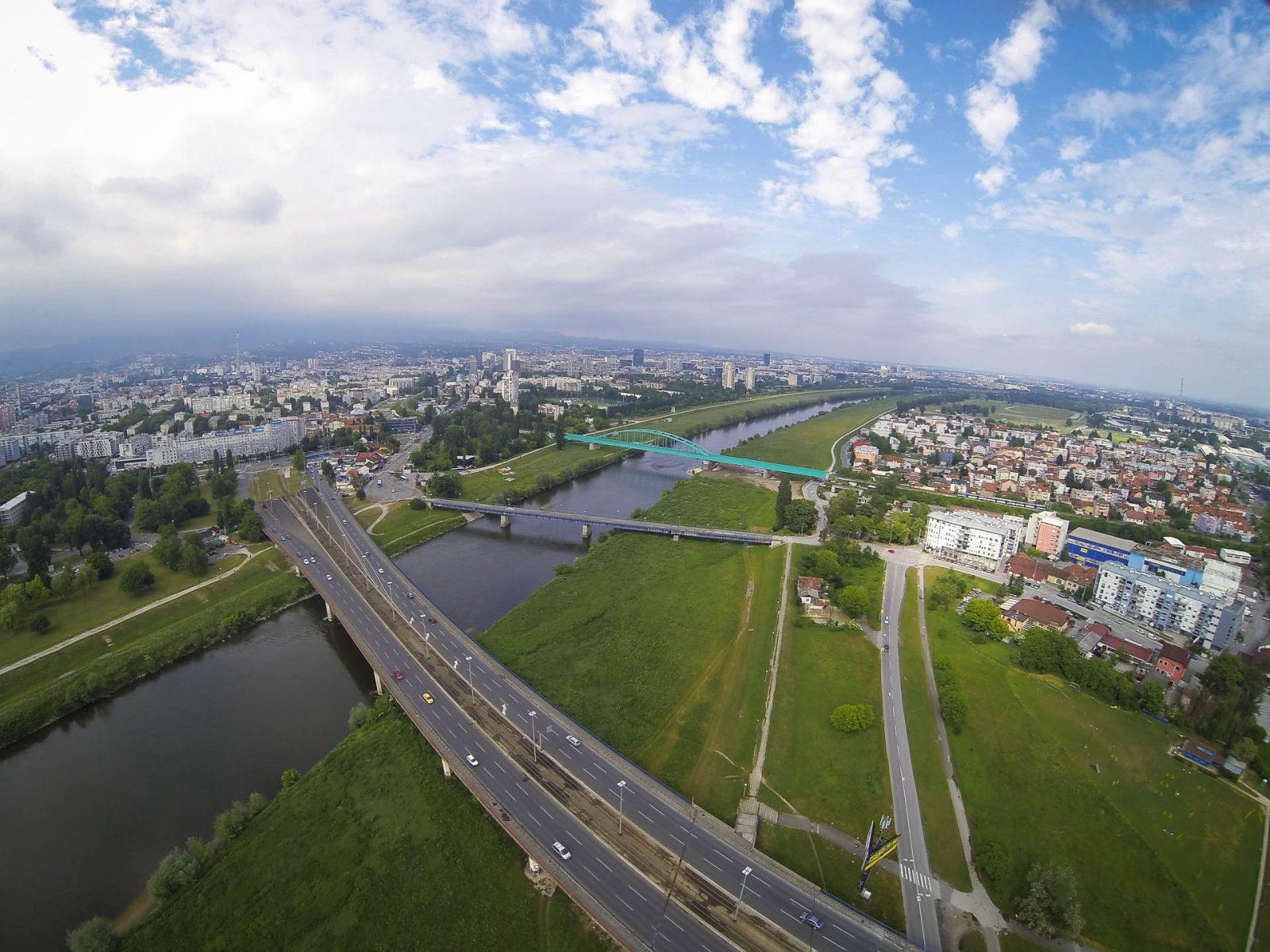Zagreb bridges