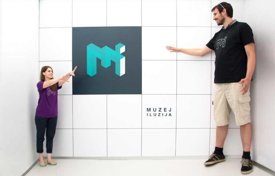 Museum Of Illusions In Zagreb Will Blow Your Mind Just