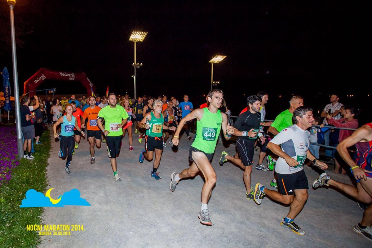 night marathon