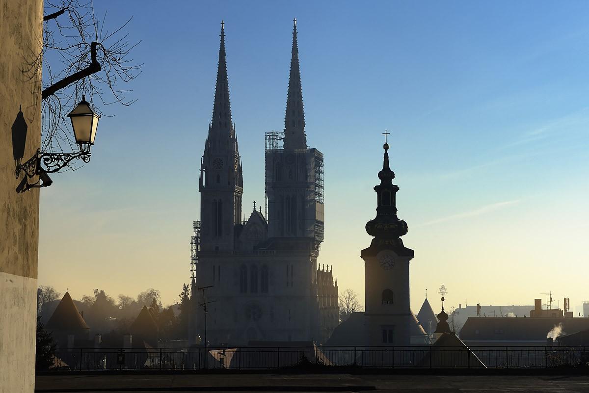 Zagreb by Boris Stromar