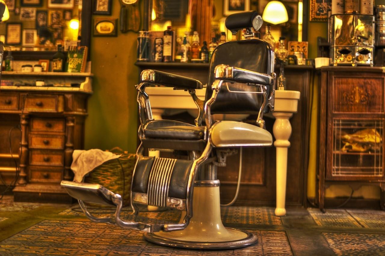 Barbershops, beard