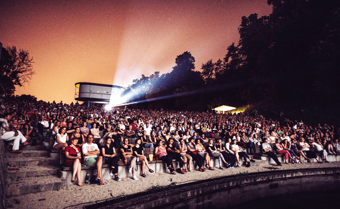 Summer Stage Tuškanac: Week of Regular Distribution Movies ...